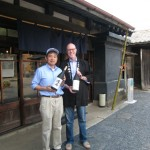 Yamauchi san and Rick